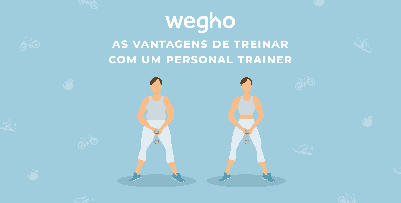 vantagens de treinar com um PT