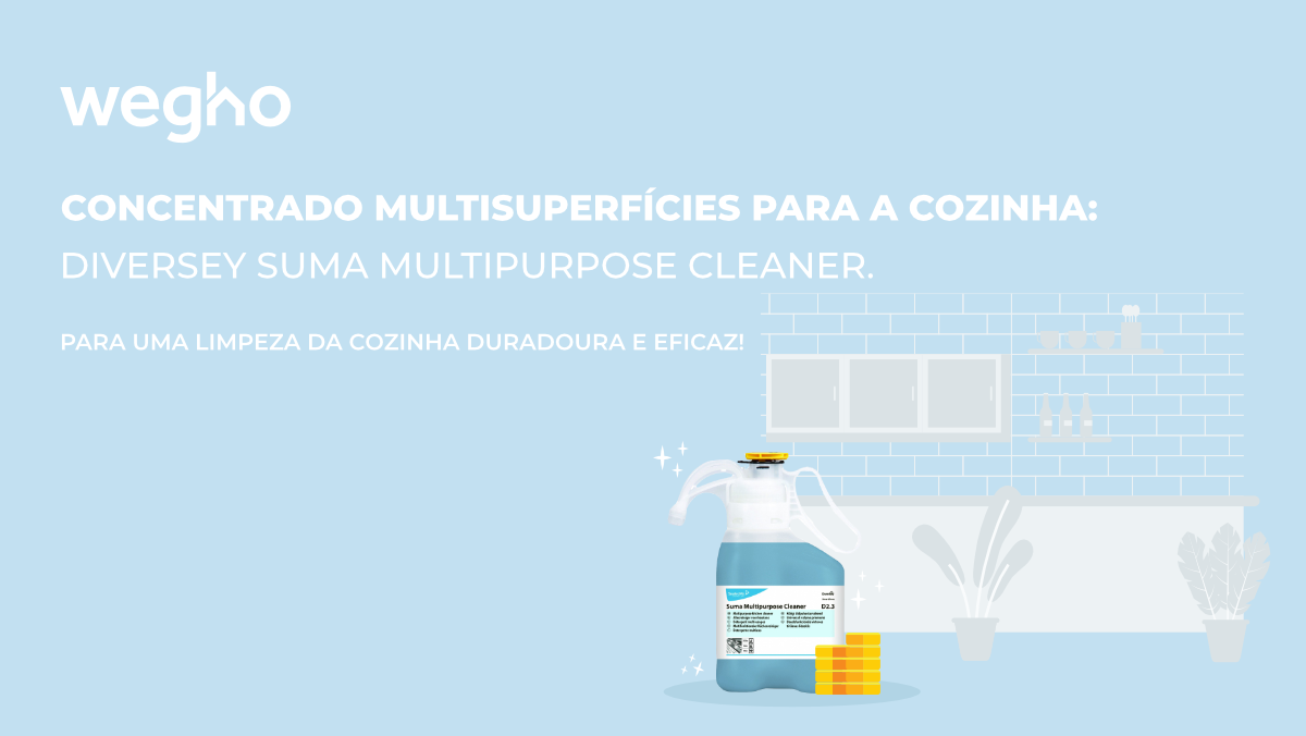 Concentrado Multisuperfícies Diversey Suma Multipurpose Cleaner D2.3 1.4L